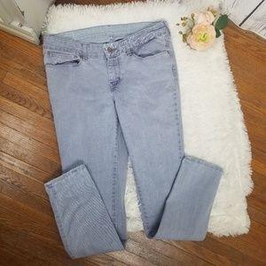 Levi Curvy Skinny Jeans Size 31 Light Wash